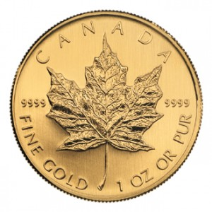 Bullion was a bigger seller for 2013, with the sale of gold maple leaf coins up nearly 50 per cent over the year before.