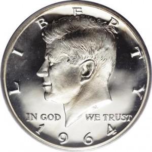 1964kennedyhalfdollar