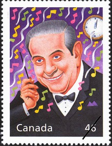 Canada Post issued a Guy Lombardo millenium stamp in December 1999. To date, there are no Canadian collector coins honouring the legendary bandmaster.