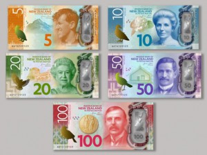 New Zealand's upgraded 'Brighter Money' will feature improved security features, vibrant imagery and innovative design