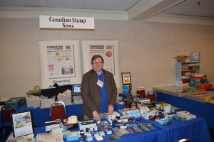 Mike Walsh, Publisher and Managing Partner of Canadian Coin News and Canadian Stamp News.