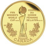 The Trophy $75 gold coin