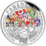 Go Canada Go! $10 silver coin