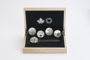 This four-coin set