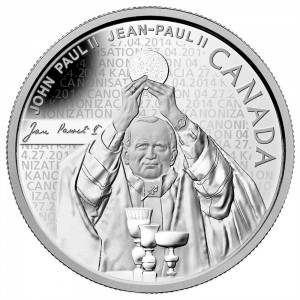 The Mint also struck the coin in silver.