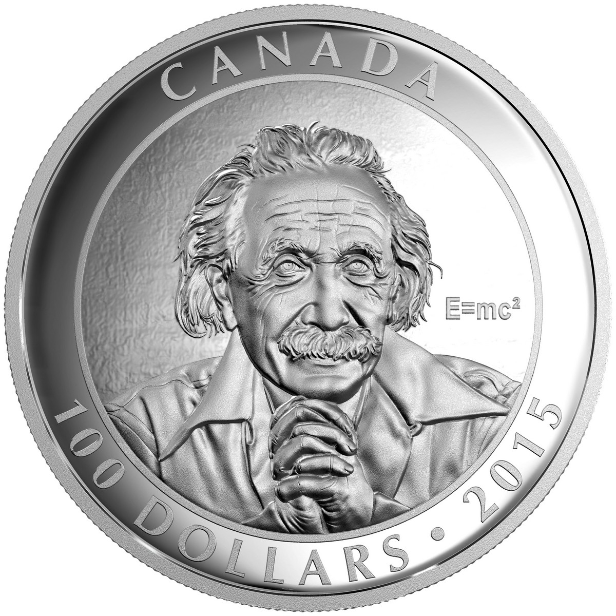Mint Presents World S First Maple Leaf Shaped Coin