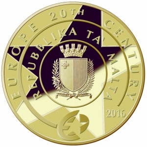 The Europa Coin Programme allows European Union member states to issue legal-tender collector coins in a series of themed releases celebrating European identity.