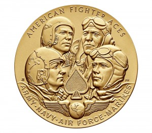 The American Fighter Aces signify the most distinguished traits of the U.S. military in service to country and protection of freedom.
