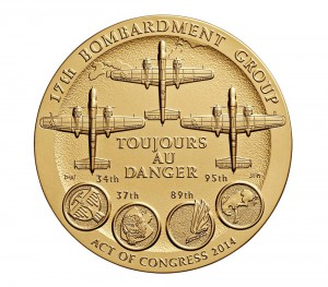 The Doolittle Tokyo Raiders bronze medal commemorates the first offensive attack on Japanese soil during the Second World War following the Japanese attack on Pearl Harbor. The efforts of these 80 brave U.S. airmen changed the war's trajectory towards an Allied victory.