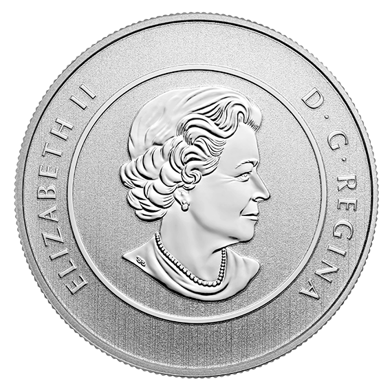 2016 Silver 25 For 25 Coins Celebrates Canadian Icons